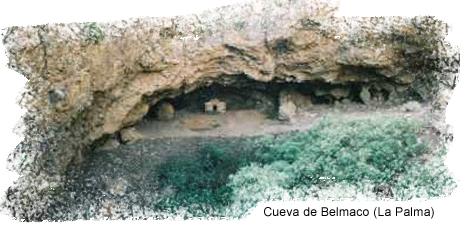 Cueva de Belmaco, en La Palma
