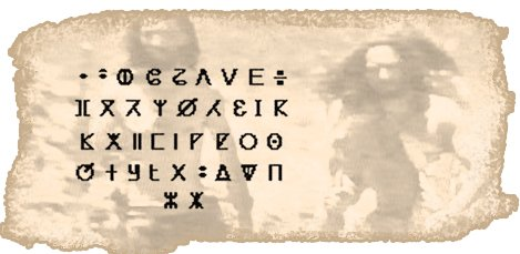 Grafismos de la lengua amazighe